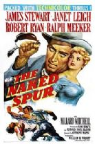 The Naked Spur 1953 DVD - James Stewart / Janet Leigh